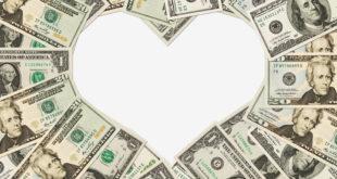 Любить себя деньгами
